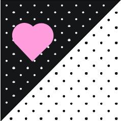 SRTB-LOVE DOTTEDHEART